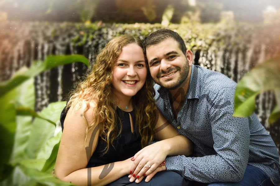 Inscrição nº 105 do Concurso para Couple pre-wedding photos retoucher