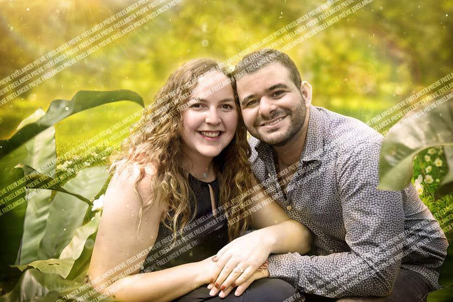 Inscrição nº 85 do Concurso para Couple pre-wedding photos retoucher