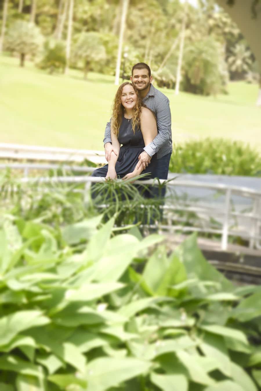 Inscrição nº 114 do Concurso para Couple pre-wedding photos retoucher