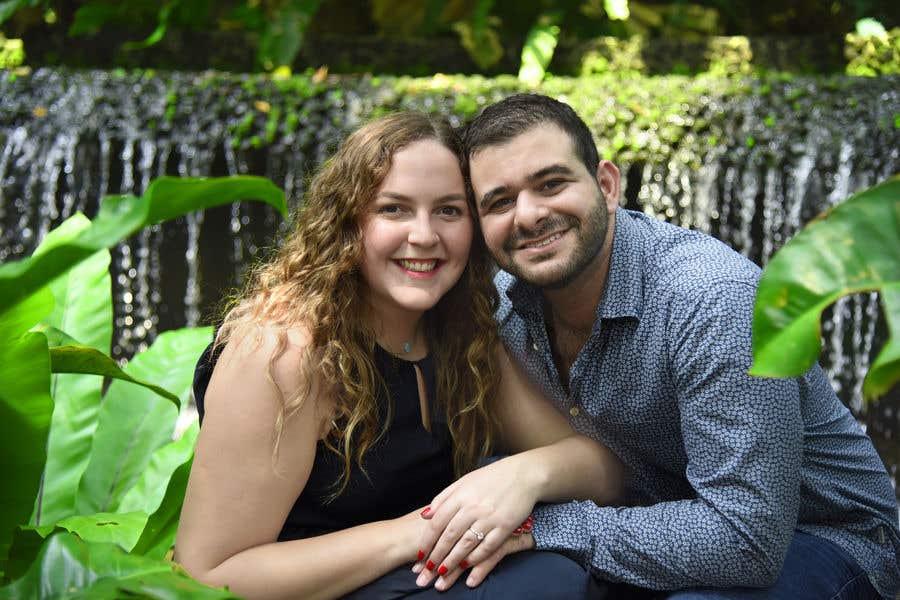 Inscrição nº 109 do Concurso para Couple pre-wedding photos retoucher