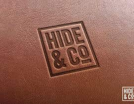 #190 for Leather Bag Company Logo by JBsStudio