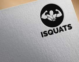 "#142 для Design Brand Logo for ""https://www.isquats.com/"" от anubegum"