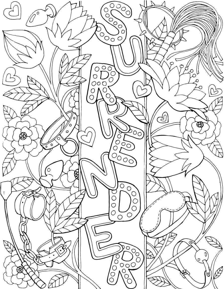 Penyertaan Peraduan #                                        18                                      untuk                                         Draw Illustrate a Coloring Page