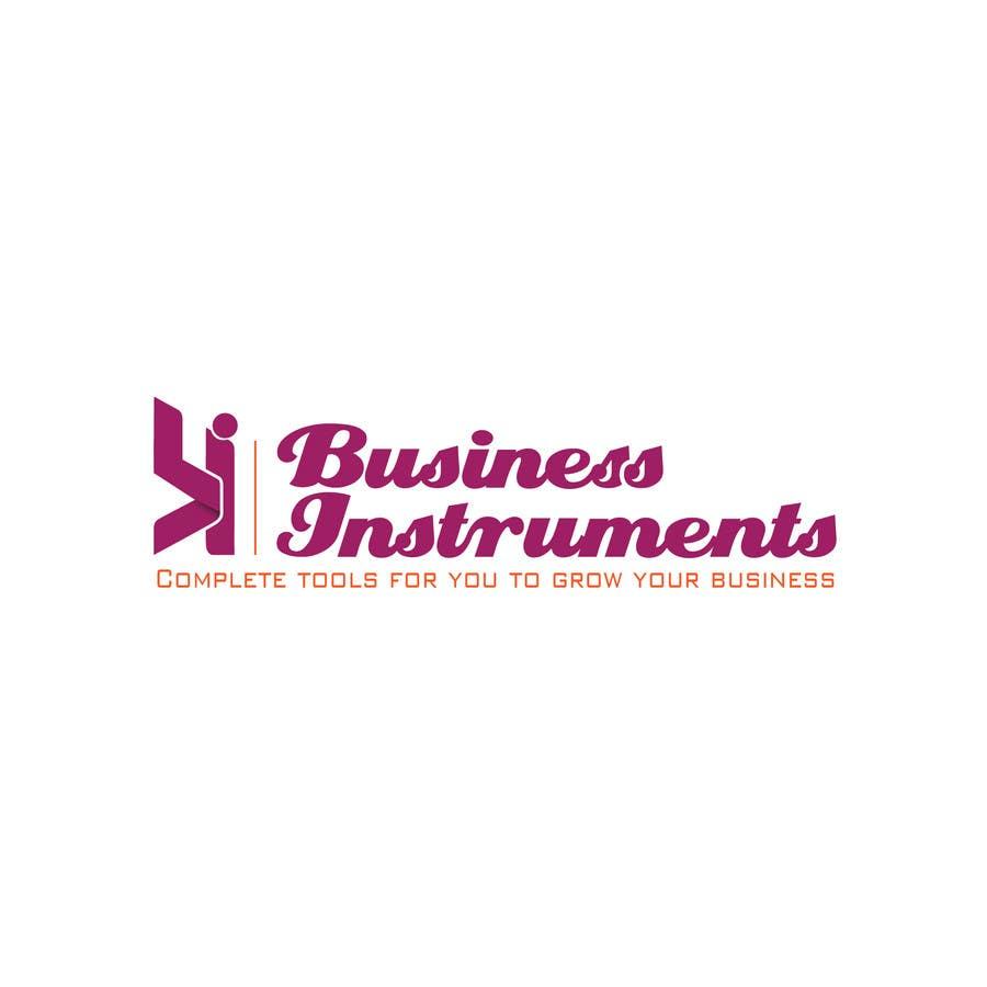 Penyertaan Peraduan #203 untuk Logo Design for Business Instruments