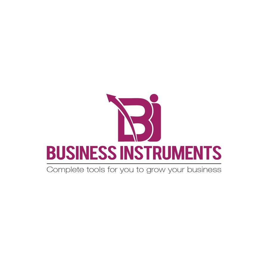 Kilpailutyö #281 kilpailussa Logo Design for Business Instruments