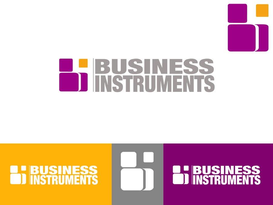 Penyertaan Peraduan #283 untuk Logo Design for Business Instruments