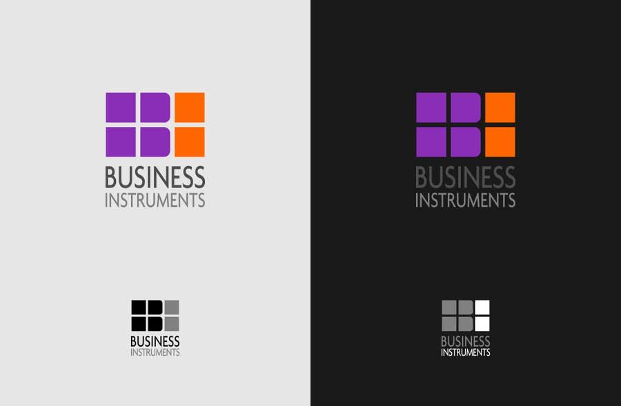 Penyertaan Peraduan #167 untuk Logo Design for Business Instruments