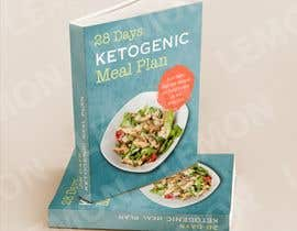 """#18 для create an ebook cover design for my """"28 Day Ketogenic Meal Plan"""" in 3D от Lemon690"""