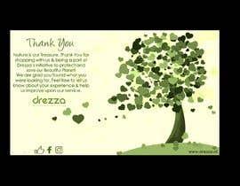 AparajitaAich tarafından Thank you card için no 50