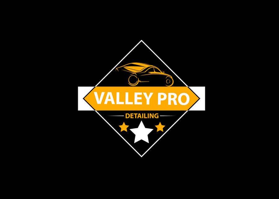 Kilpailutyö #45 kilpailussa Create me a logo for a Luxury Auto detailing Company