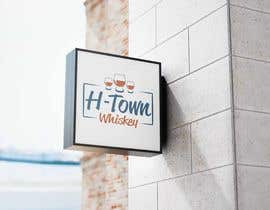 nº 21 pour Create me a logo for the company name H-Town Whiskey par robsonpunk