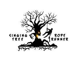 #236 for logo of a scary dead tree and a arborist on it af alinhd