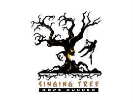 #264 for logo of a scary dead tree and a arborist on it af alinhd