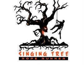 #266 for logo of a scary dead tree and a arborist on it af alinhd