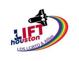 Nro 3 kilpailuun Create me a logo for an LGBTQ support group käyttäjältä JunrayFreelancer