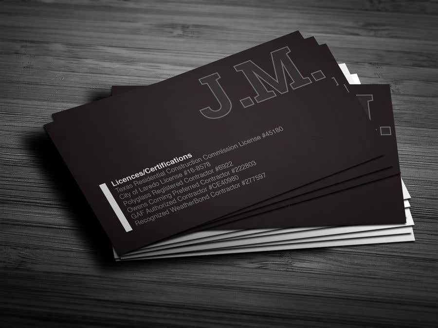 Contest Entry #473 for Graphic Design Business Card - Vertical or Horizontal Samples