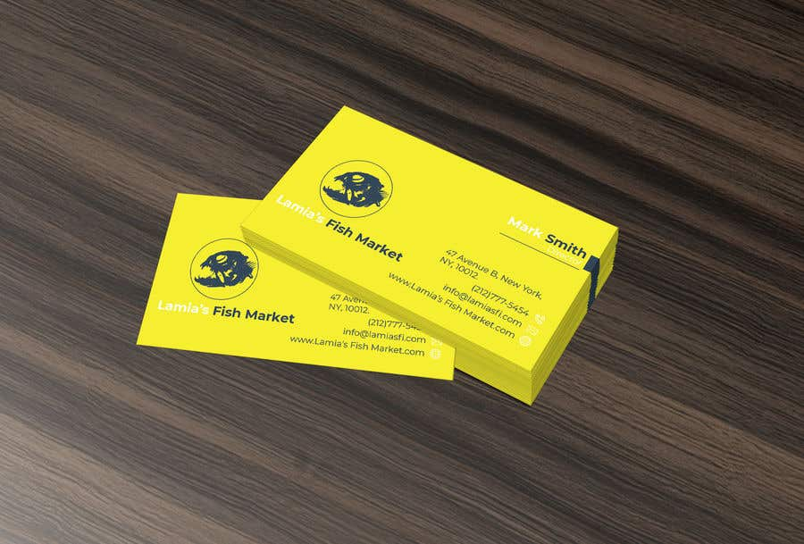 Contest Entry #183 for Graphic Design Business Card - Vertical or Horizontal Samples