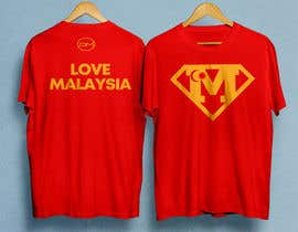 #127 for Creative Round Neck Design T-shirt to sell ( Malaysian ) by Emranhossain388