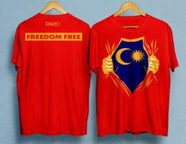 #144 for Creative Round Neck Design T-shirt to sell ( Malaysian ) by Emranhossain388