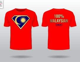 nº 115 pour Creative Round Neck Design T-shirt to sell ( Malaysian ) par fahidyounis