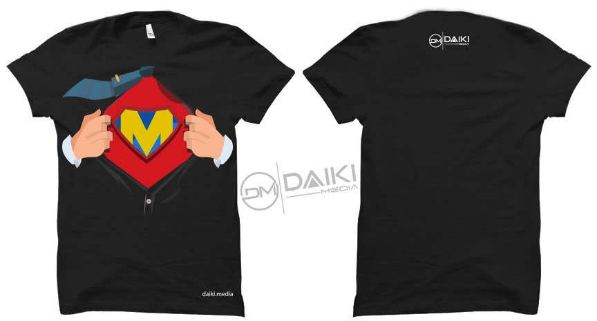 Proposition n°122 du concours Creative Round Neck Design T-shirt to sell ( Malaysian )