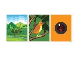 #47 para 3 images bird on a tree por sirikbanget123