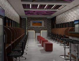 #19 for Internet Cafe Baccarat Game Online Interior & Exterior 3D Rendering Design by anto2178