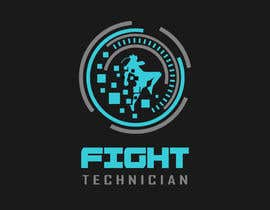 #182 for Tech Themed Fight Blog Logo Design by angapmik