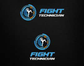 #230 for Tech Themed Fight Blog Logo Design by alfasatrya