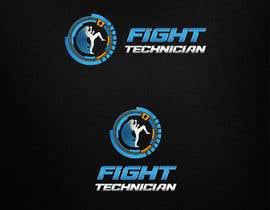 #230 untuk Tech Themed Fight Blog Logo Design oleh alfasatrya