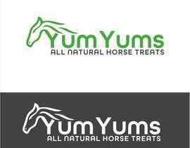 #130 cho Yum Yum - All Natural Horse Treats bởi AntonLevenets