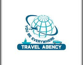#25 cho Design a logo for youbeeverywhere travel agency bởi deepakshan