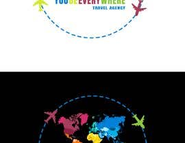 #91 cho Design a logo for youbeeverywhere travel agency bởi aamirbashir1010