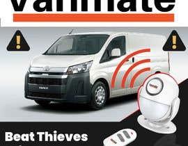 #2 for Facebook Ad Creative For Van Alarm Product by cseskyz8