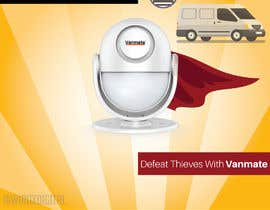 #11 for Facebook Ad Creative For Van Alarm Product af wiroxdigital