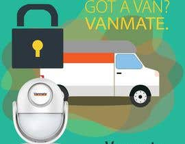 #5 for Facebook Ad Creative For Van Alarm Product af Droonk