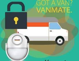 #5 для Facebook Ad Creative For Van Alarm Product от Droonk