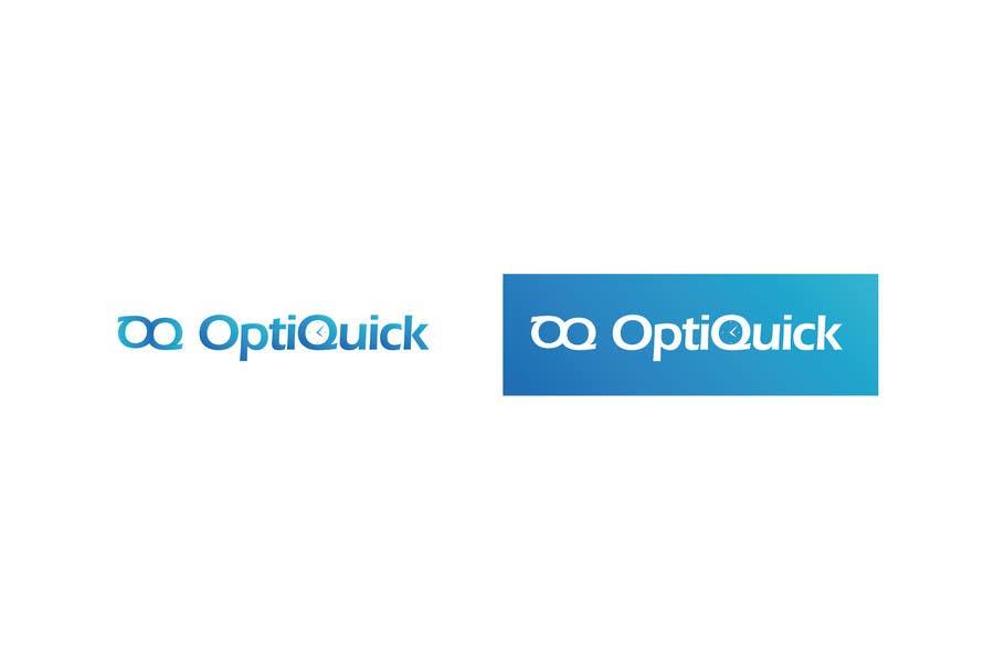 Penyertaan Peraduan #9 untuk Logo Design for OptiQuick - Rapid Optician Training System