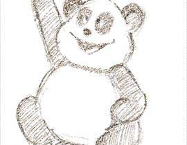 #37 для Draw a Panda, that winks от artnimator