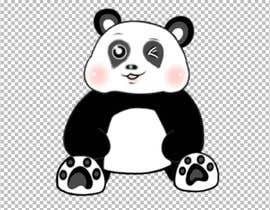 #31 для Draw a Panda, that winks от bart102