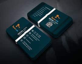Nro 25 kilpailuun Business card for travel services  company käyttäjältä designermahfuz