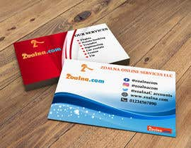 #15 untuk Business card for travel services  company oleh Biographyofmehed