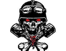 Nro 89 kilpailuun Evil cartoon silhouette käyttäjältä MobaraqueHossain