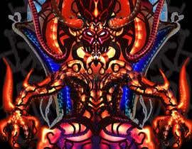 Nro 69 kilpailuun Evil cartoon silhouette käyttäjältä unsoftmanbox