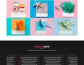 #32 untuk Design the layout of a business consultancy website oleh mdsobuzchandar52