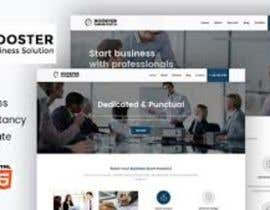 #36 for Design the layout of a business consultancy website by zaidur101