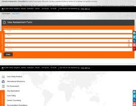 #45 for Design the layout of a business consultancy website by Batch007