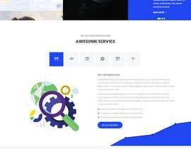 #28 untuk Design the layout of a business consultancy website oleh EmonAhmedDev