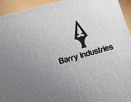 #301 for Barry Industries Logo af mariaislam5588
