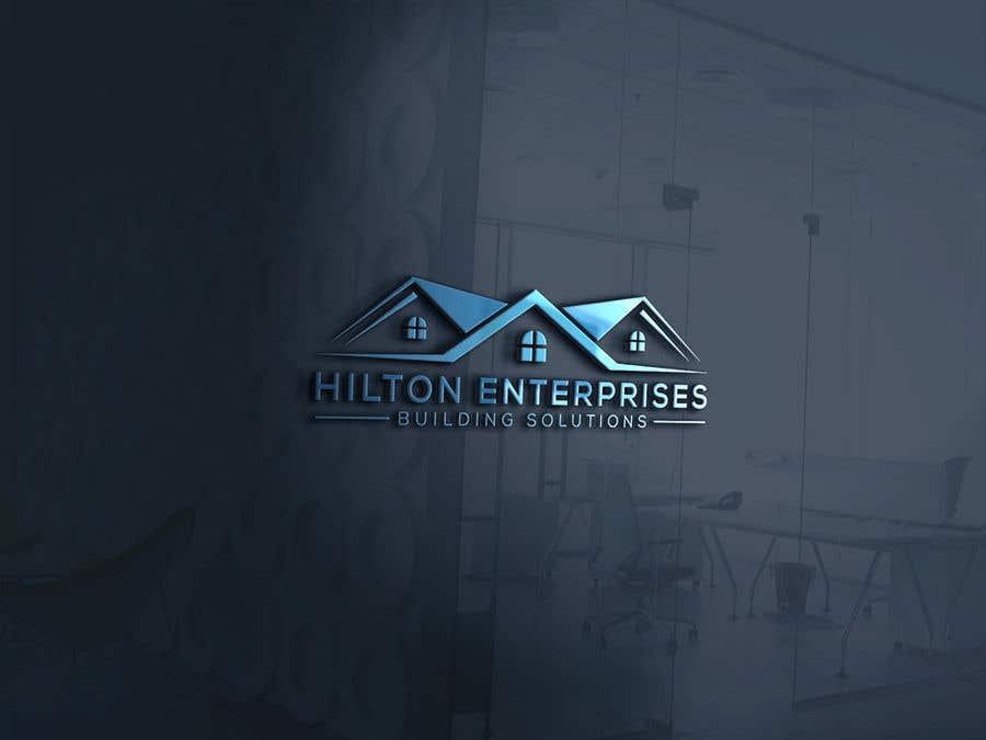 Kilpailutyö #926 kilpailussa Business logo for building company